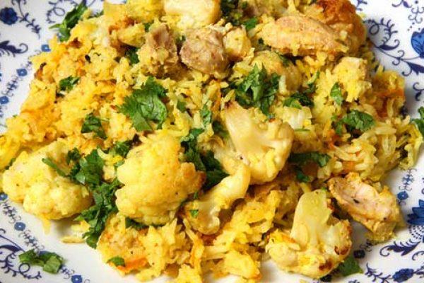 cauliflower-and-chicken-rice